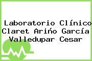 Laboratorio Clínico Claret Ariño García Valledupar Cesar