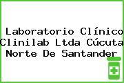 Laboratorio Clínico Clinilab Ltda Cúcuta Norte De Santander