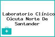 Laboratorio Clínico Cúcuta Norte De Santander