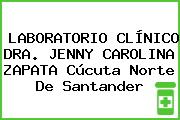 LABORATORIO CLÍNICO DRA. JENNY CAROLINA ZAPATA Cúcuta Norte De Santander