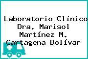 Laboratorio Clínico Dra. Marisol Martínez M. Cartagena Bolívar