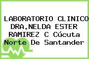 LABORATORIO CLINICO DRA.NELDA ESTER RAMIREZ C Cúcuta Norte De Santander