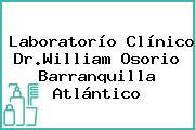 Laboratorío Clínico Dr.William Osorio Barranquilla Atlántico