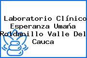 Laboratorio Clínico Esperanza Umaña Roldanillo Valle Del Cauca