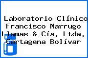 Laboratorio Clínico Francisco Marrugo Llamas & Cía. Ltda. Cartagena Bolívar
