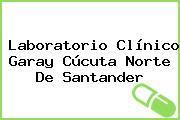 Laboratorio Clínico Garay Cúcuta Norte De Santander