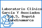 Laboratorio Clínico García Y Asociados S.A.S. Bogotá Cundinamarca