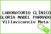 LABORATORIO CLÍNICO GLORIA MABEL PARRADO Villavicencio Meta