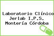 Laboratorio Clínico Jerlab I.P.S. Montería Córdoba