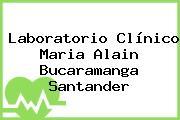Laboratorio Clínico Maria Alain Bucaramanga Santander