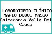 LABORATORIO CLÍNICO MARIO DUQUE MASSO Caicedonia Valle Del Cauca