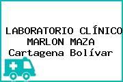 LABORATORIO CLÍNICO MARLON MAZA Cartagena Bolívar