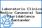 Laboratorio Clinico Medico Canaveral Sas Floridablanca Santander