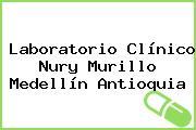 Laboratorio Clínico Nury Murillo Medellín Antioquia