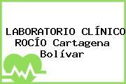 LABORATORIO CLÍNICO ROCÍO Cartagena Bolívar
