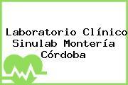 Laboratorio Clínico Sinulab Montería Córdoba