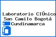 Laboratorio ClÚnico San Camilo Bogotá Cundinamarca