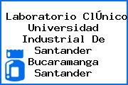 Laboratorio ClÚnico Universidad Industrial De Santander Bucaramanga Santander