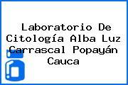 Laboratorio De Citología Alba Luz Carrascal Popayán Cauca