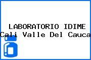 LABORATORIO IDIME Cali Valle Del Cauca