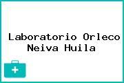Laboratorio Orleco Neiva Huila