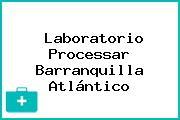 Laboratorio Processar Barranquilla Atlántico