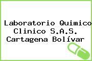 Laboratorio Quimico Clinico S.A.S. Cartagena Bolívar