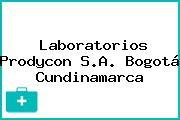 Laboratorios Prodycon S.A. Bogotá Cundinamarca