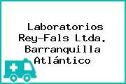 Laboratorios Rey-Fals Ltda Barranquilla Atlántico