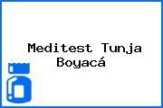 Meditest Tunja Boyacá