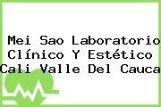 Mei Sao Laboratorio Clínico Y Estético Cali Valle Del Cauca