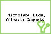 Microlaby Ltda. Albania Caquetá