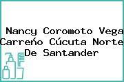Nancy Coromoto Vega Carreño Cúcuta Norte De Santander