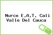 Nurce E.A.T. Cali Valle Del Cauca