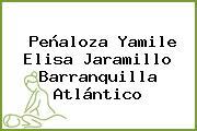 Peñaloza Yamile Elisa Jaramillo Barranquilla Atlántico
