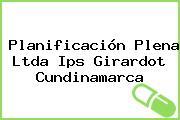 Planificación Plena Ltda Ips Girardot Cundinamarca
