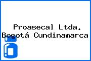 Proasecal Ltda. Bogotá Cundinamarca