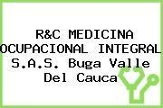 R&C MEDICINA OCUPACIONAL INTEGRAL S.A.S. Buga Valle Del Cauca