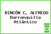 RINCÓN C. ALFREDO Barranquilla Atlántico