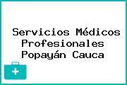 Servicios Médicos Profesionales Popayán Cauca