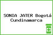 SONIA JATER Bogotá Cundinamarca