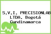 S.V.I. PRECISIONLAB LTDA. Bogotá Cundinamarca