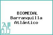 BIOMEDAL Barranquilla Atlántico