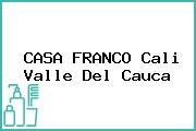 CASA FRANCO Cali Valle Del Cauca