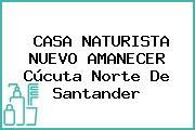 CASA NATURISTA NUEVO AMANECER Cúcuta Norte De Santander