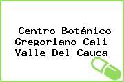 Centro Botánico Gregoriano Cali Valle Del Cauca