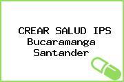CREAR SALUD IPS Bucaramanga Santander