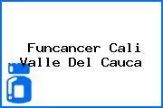 Funcancer Cali Valle Del Cauca