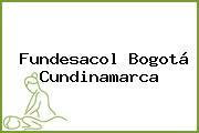 Fundesacol Bogotá Cundinamarca