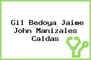 Gil Bedoya Jaime John Manizales Caldas